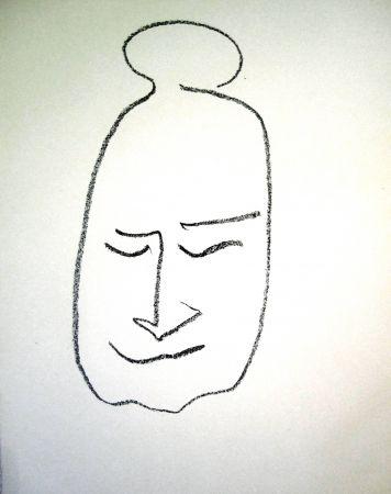 Lithograph Matisse - Fête en Cimmérie