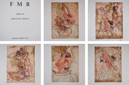 Etching And Aquatint Matta - F M R Oems - Portfolio