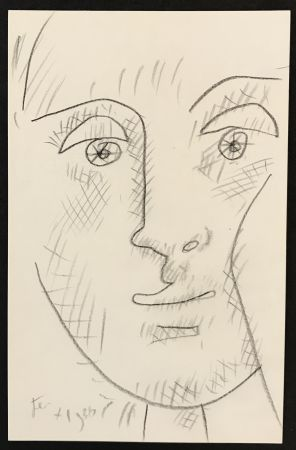No Technical Cocteau - Face Drawing