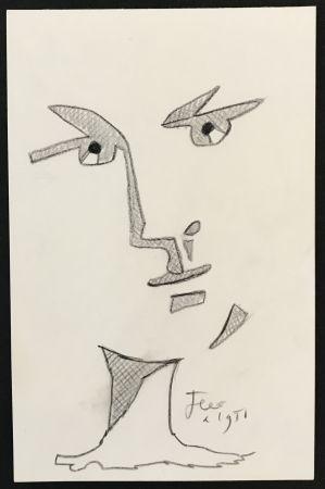 No Technical Cocteau - Face of a Man