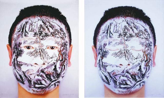 Photography Yan - Face tattoo