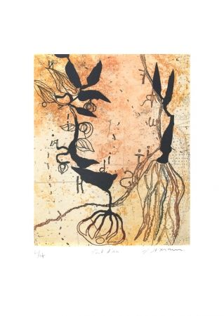 Etching And Aquatint Texier - Fait d'ici