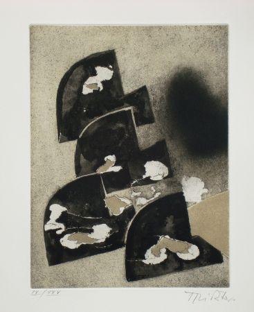 Etching And Aquatint Richter - Faits divers, faits éternels