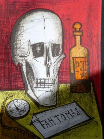 Lithograph Buffet - Fantomas
