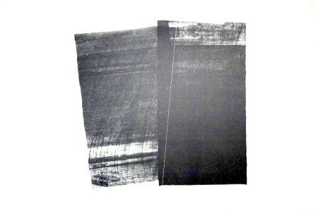 Lithograph Hartung - Farandole