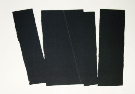 Lithograph Hartung - Farandole 10