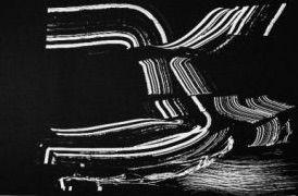 Lithograph Hartung - Farandole 12