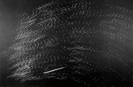 Lithograph Hartung - Farandole 15