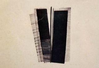 Lithograph Hartung - Farandole 16