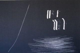 Lithograph Hartung - Farandole 9