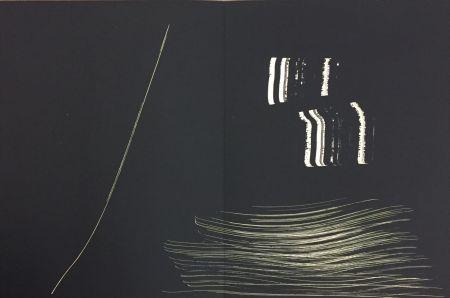 Lithograph Hartung - Farandole M