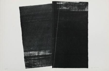 Lithograph Hartung - Farandole VIII