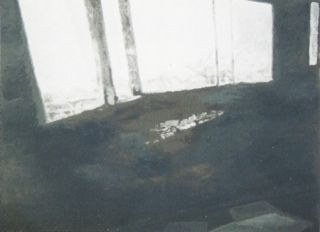 Screenprint Tuymans - Fenêtres