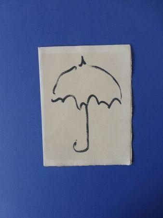 Illustrated Book Alechinsky - Fermer enfin son parapluie