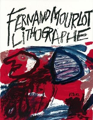 Illustrated Book Dubuffet - Fernand Mourlot lithographe, à même la pierre