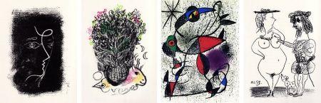 Illustrated Book Miró - Fernand Mourlot : Souvenirs et Portraits d'artistes
