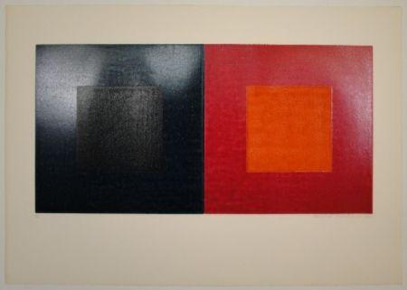 Woodcut Bosshard - Ferruccio Busoni