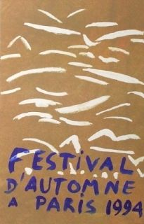 Lithograph Aillaud - Festival automne