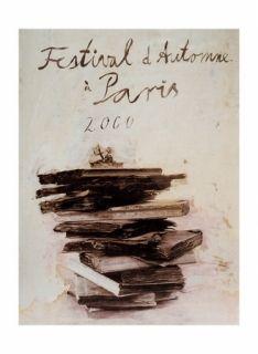 Lithograph Kiefer - Festival automne 2000