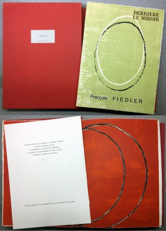Illustrated Book Fiedler - FIEDLER. DERRIÈRE LE MIROIR N°167. Octobre 1967. TIRAGE DE LUXE.
