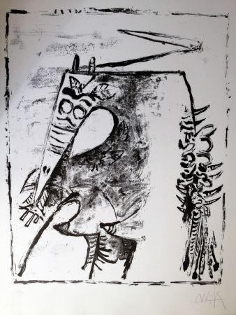 Lithograph Lam - Figura