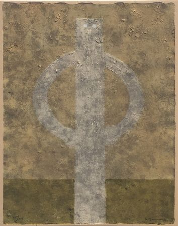Etching And Aquatint Tamayo - Figura en Jarras