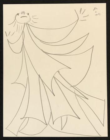 No Technical Cocteau - Figure in Costume
