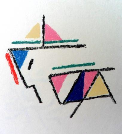 Lithograph Bille - Fiji II