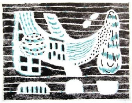Etching And Aquatint Music - Filets