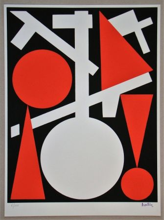 Screenprint Herbin - FIN