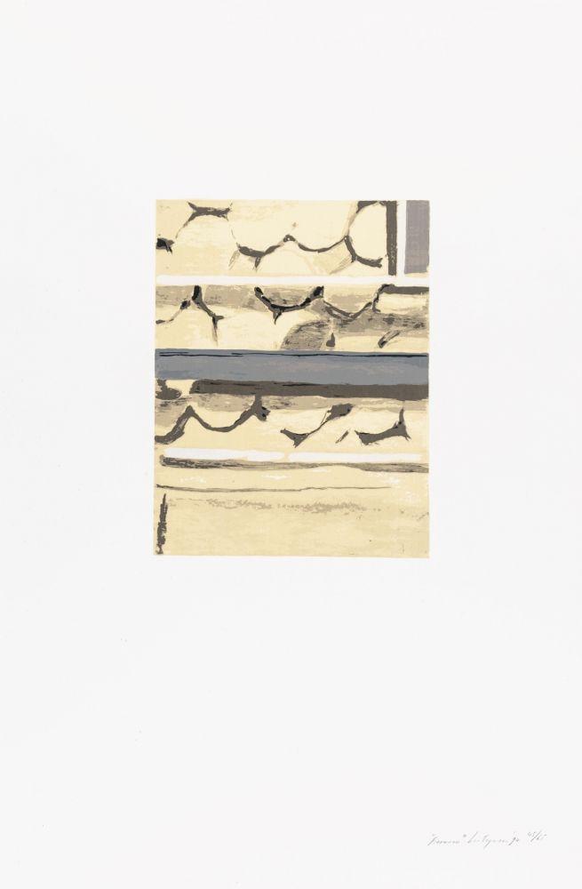 Screenprint Tuymans - Firewood