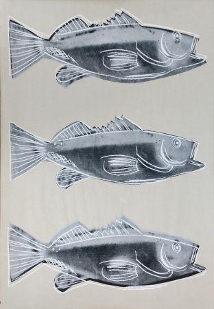 Screenprint Warhol - FISH FS IIIA.39