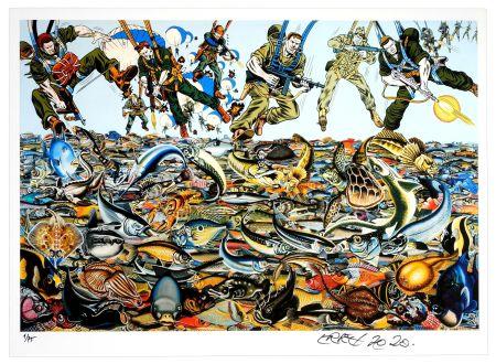 Numeric Print Erro - Fishlandscape
