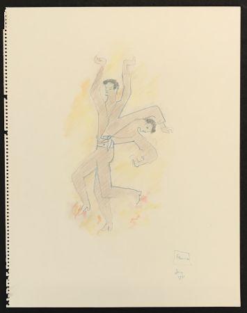 No Technical Cocteau - Flamenco Dancer