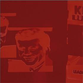 Screenprint Warhol - Flash-November 22,1963
