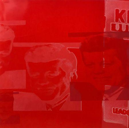 Screenprint Warhol - FLASH - NOVEMBER 22, 1963 FS II. 35