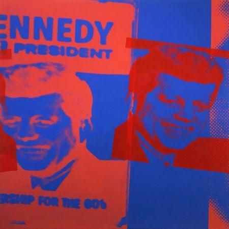 Screenprint Warhol - FLASH - NOVEMBER 22, 1963 FS II. 42