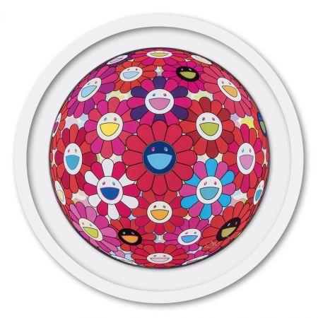 Offset Murakami - Flower Ball (3D) Hey! You! Do You Feel What I Feel?