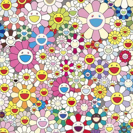 Offset Murakami - Flower Smile