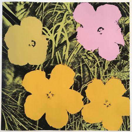Multiple Warhol - Flowers #67