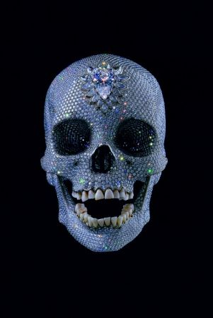 No Technical Hirst - For the Love of God-Lenticular