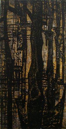 Engraving Thornton - Forest