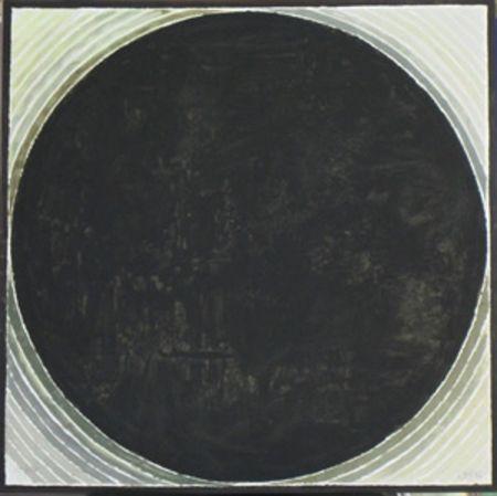 Lithograph Raza - Foret de symbole