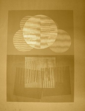 Screenprint Sempere - FORMAS