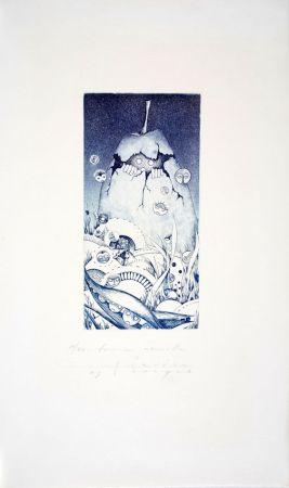 Etching And Aquatint Pierron - Forme Nouvelle