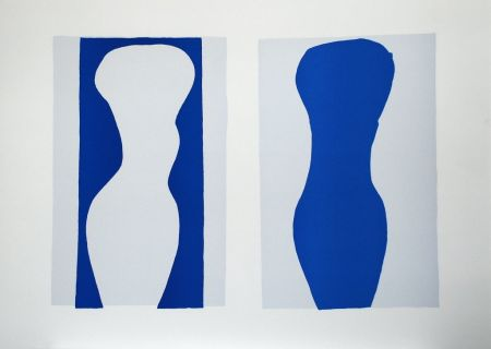 Collograph Matisse - Formes (Forms)