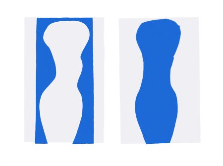 Lithograph Matisse - Formes (Forms)