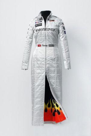 Multiple Fleury - Formula One Dress