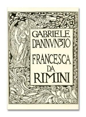 Illustrated Book Carolis (De) - Francesca da Rimini