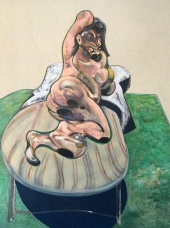 Lithograph Bacon - Francis Bacon - Henrietta Moraes - De Luxe Limited Edition Lithograph